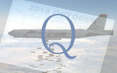 Qanon October 9 – Boom Week